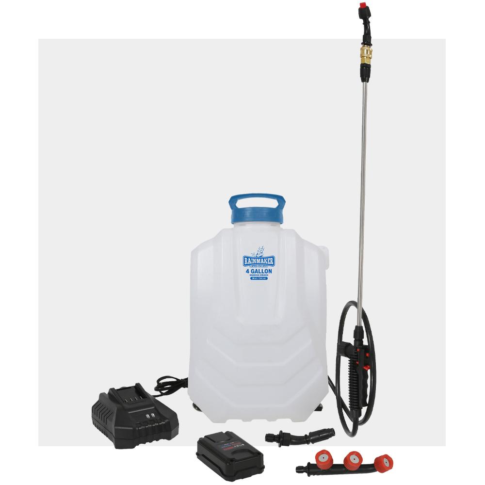 Rainmaker Lithium Ion Backpack Sprayer