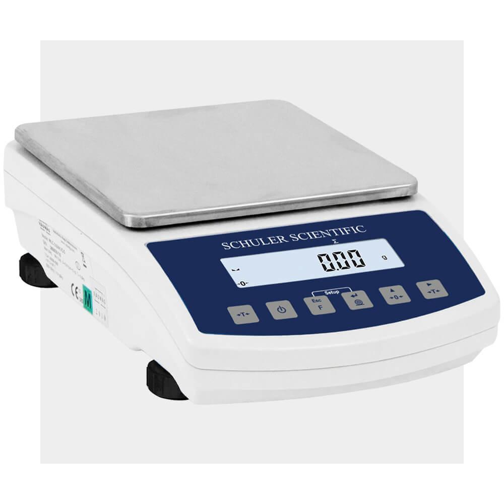 Schuler Scientific SSH-6001.CN SH-Series 6000g Internal Calib. Balance