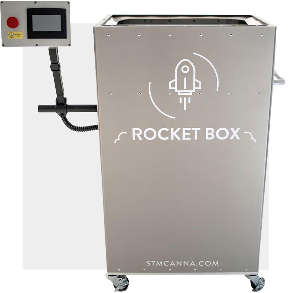 STM Canna Rocketbox Pre-Roll Machine