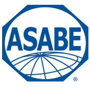 The American Society of Agricultural and Biological Engineers - ASABE